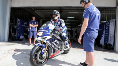 Randy de Puniet, Power Electronis Aspar - Sepang Official MotoGP Test 2