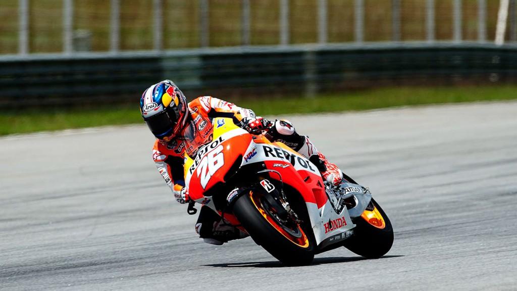 Dani Pedrosa, Repsol Honda Team - Sepang Official MotoGP Test 2