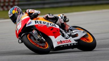 Dani Pedrosa, Repsol Honda Team - Sepang Test