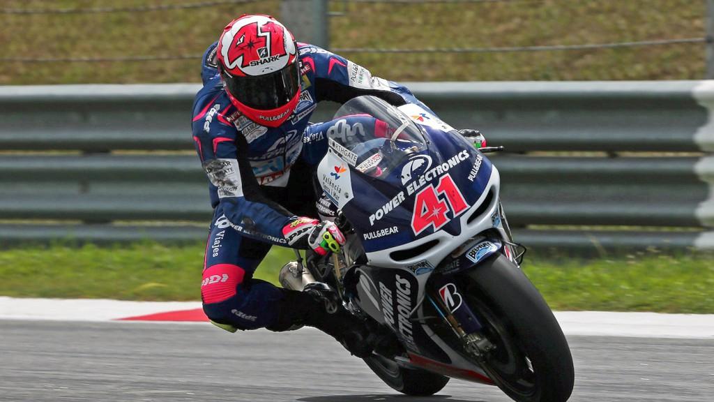 Aleix Espargaro, Power Electronis Aspar - Sepang Official MotoGP Test 2