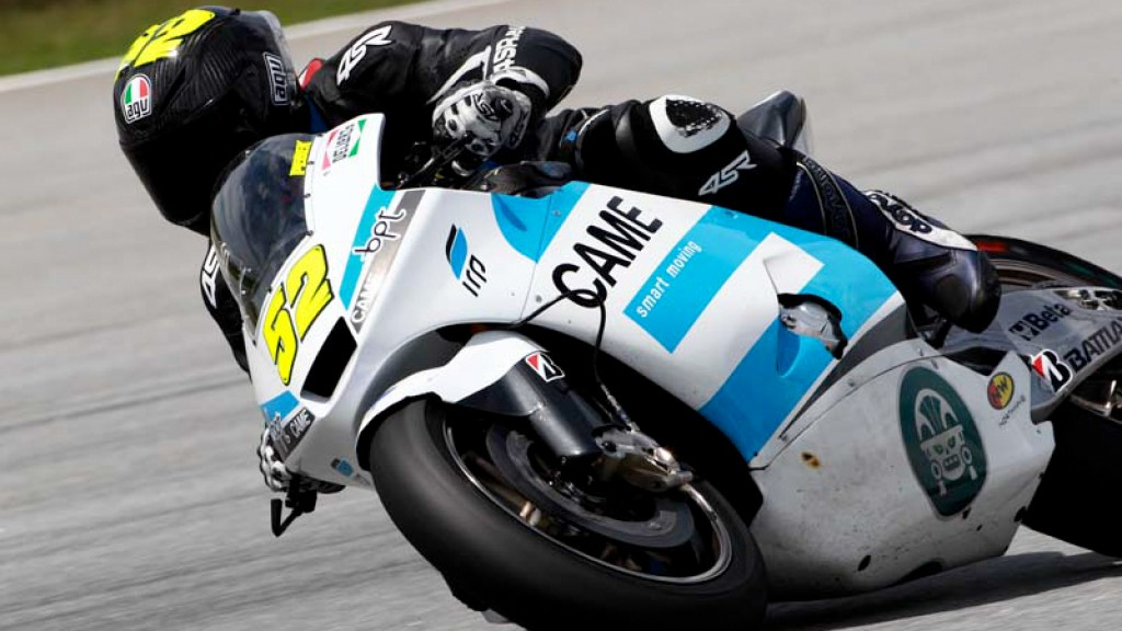 Lukas Pesek, Came IodaRacing Project - Sepang Official MotoGP Test 2
