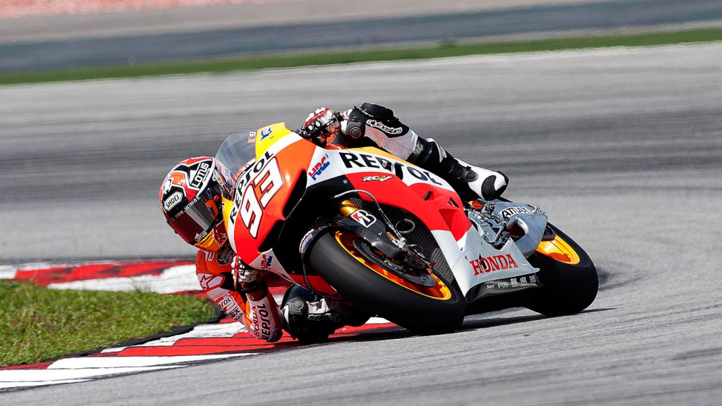 Marc Marquez, Repsol Honda Team - Sepang Official MotoGP Test 2