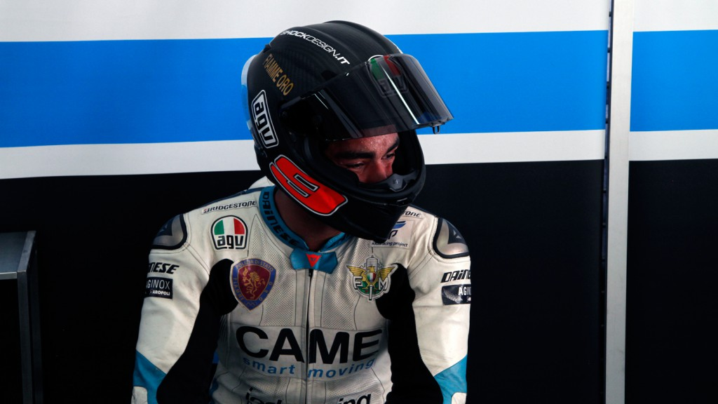 Danilo Petrucci, Came IodaRacing Project - Sepang Official MotoG Test 2