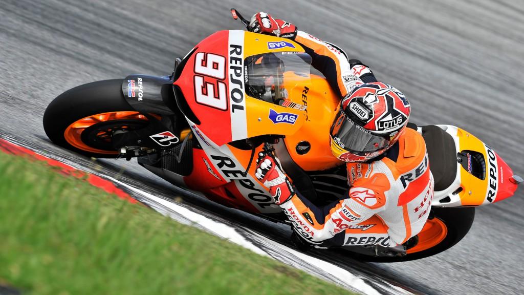 Marc Marquez, Repsol Honda Team - Sepang Official MotoGP Test 2