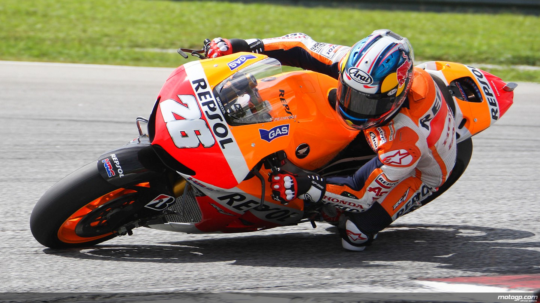 Tags: 2013 MotoGP Dani Pedrosa Repsol Honda Team