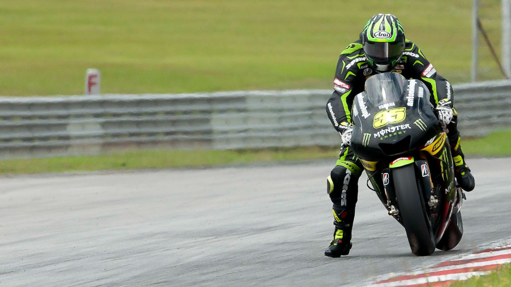 Cal Crutchlow, Monster Yamaha Tech 3 -  Sepang Official MotoGP Test 2