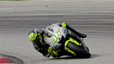 Valentino Rossi, Yamaha Factory Racing - Sepang Official MotoGP Test 2