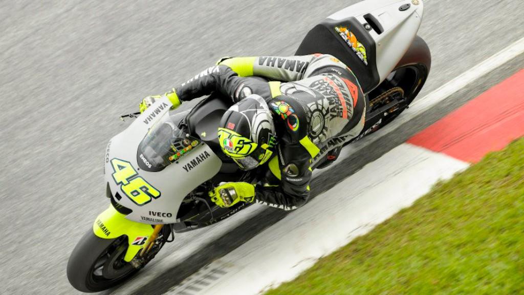 Valentino Rossi, Yamaha Factory Racing - Sepang Official MotoGP Test 2