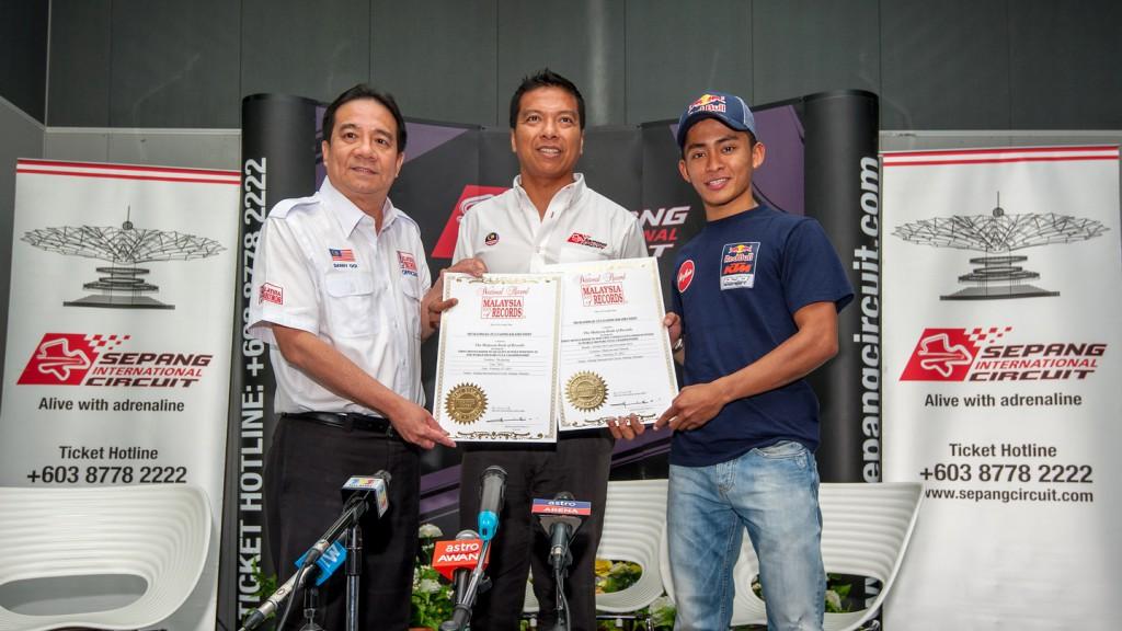 Datuk Danny Ooi, Dato' Razlan Razali and Zulfahmi-Khairuddin