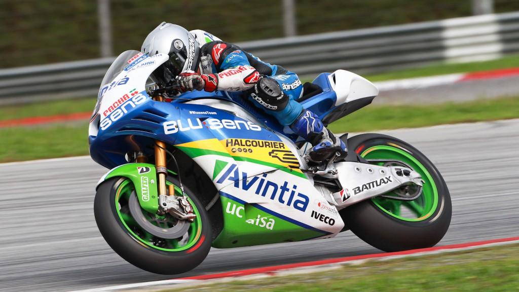 Hector Barbera, Avintia Blusens - Sepang Official MotoGP Test 2