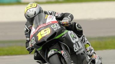 Alvaro Bautista, Go & Fun Honda Gresini - Sepang Official MotoGP Test 2