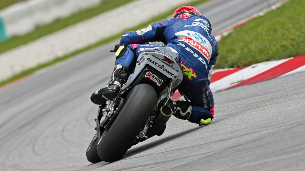 Aleix Espargaro, Power Electronics Aspar - Sepang Official MotoGP Test 2