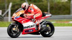 Nicky Hayden, Ducati Team - Sepang Official MotoGP Test 2