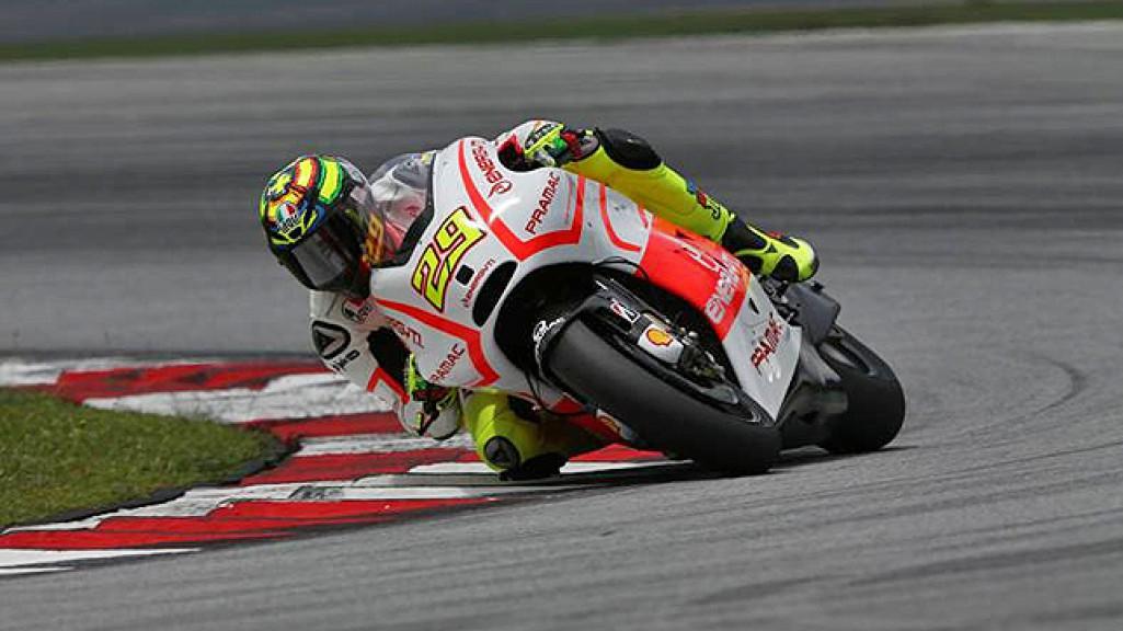 Andrea Iannone, Pramac Racing Team - Sepang Official MotoGP Test 2 - © Satoshi Endo