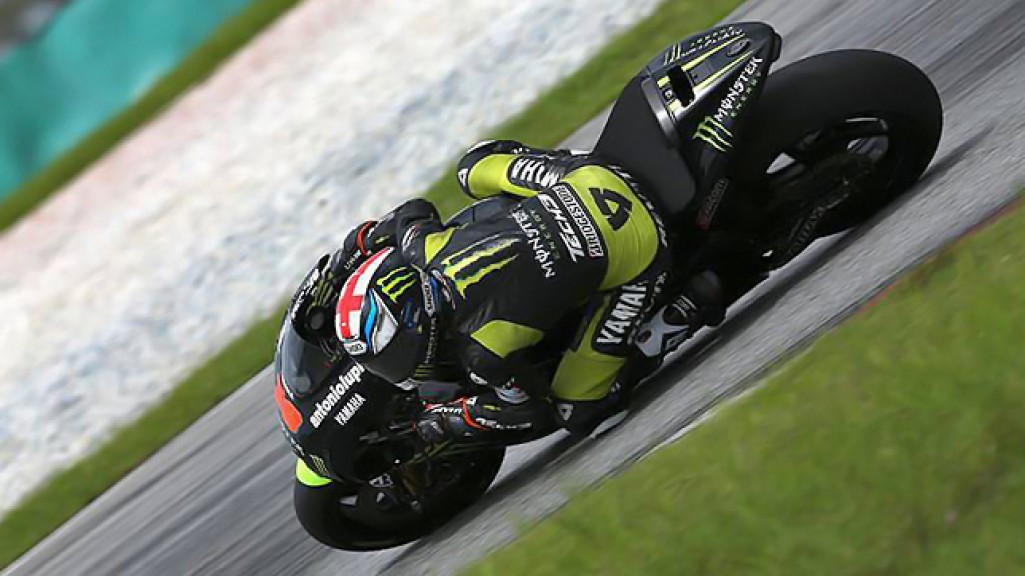 Bradley Smith, Monster Yamaha Tech 3 - Sepang Official MotoGP Test 2 - © Satoshi Endo