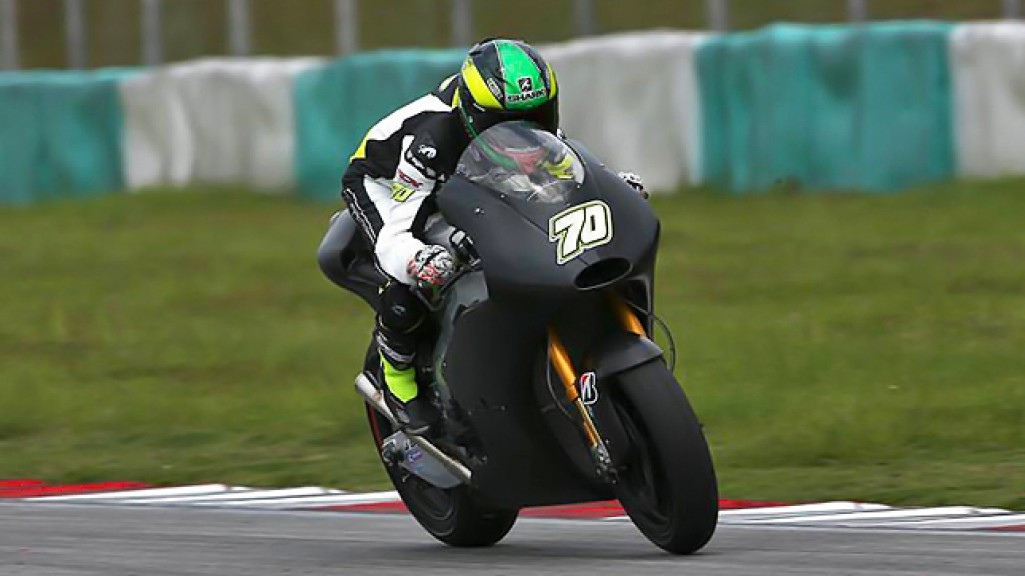 Michael Laverty, PBM - Sepang Official MotoGP Test 2 - © Satoshi Endo