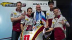 Marc VDS Racing Team holds 2013 presentation in Belgium