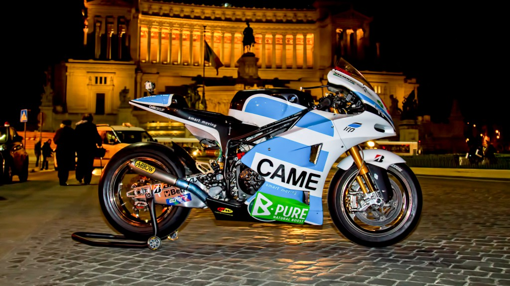 Came IodaRacing Project Public event, Roma