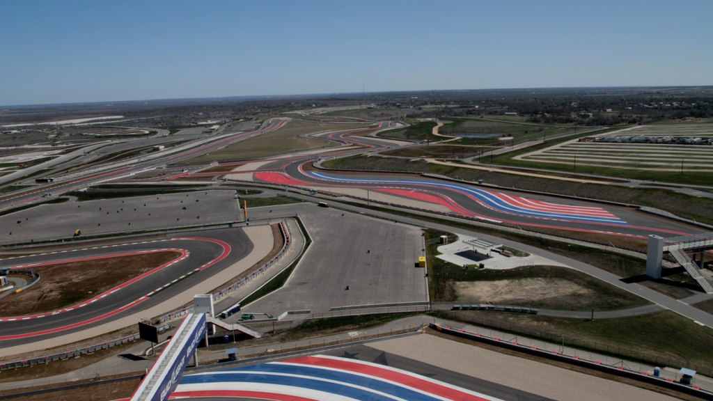 MotoGP Test - Circuit of the Americas, Austin