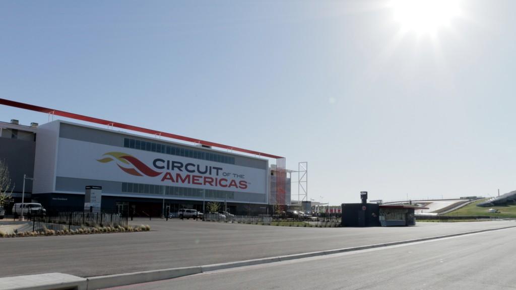 Circuit of the Americas - MotoGP Test
