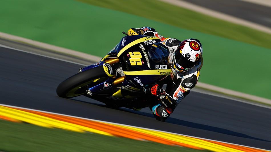 motogp.com · Louis Rossi, Tech 3 - Valencia Test