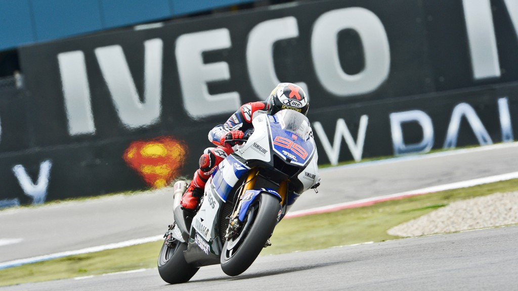 Jorge Lorenzo, Yamaha Factory Racing,2012 IVECO TT Assen GP