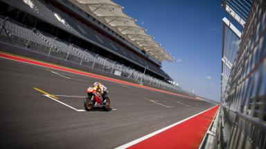 COTA MotoGP Test - Day 3 Highlights