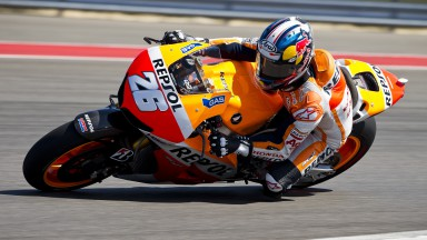 Dani Pedrosa, Repsol Honda Team - COTA MotoGP Test