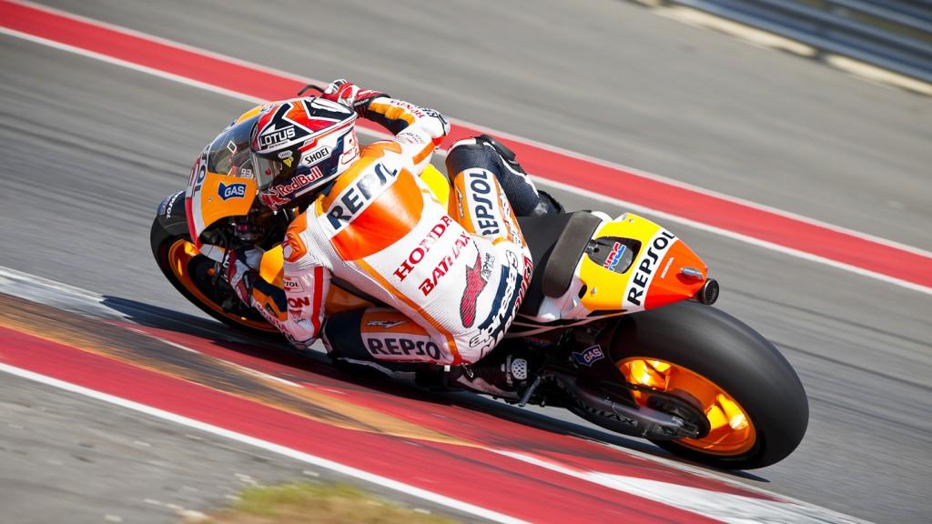 Marc Marquez, Repsol Honda Team - COTA MotoGP Test