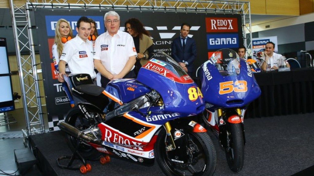 RW Racing GP Presentation