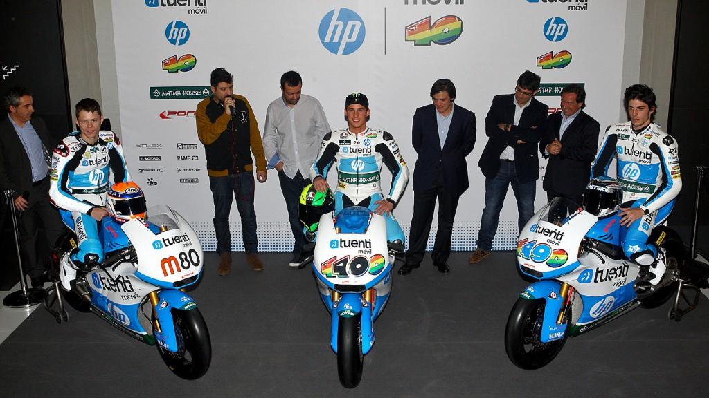 Tuenti HP 40 presentation -Madrid