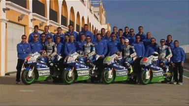 Avintia Racing presents 2013 effort