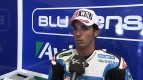 2013 - Jerez Test 2 - DAY 1 - Interview - Toni Elias