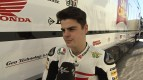 2013 - Jerez Test 2 - DAY 1 - Interview - Romano Fenati