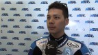 2013 - Jerez Test 2 - DAY 1 - Interview - Takaaki Nakagami