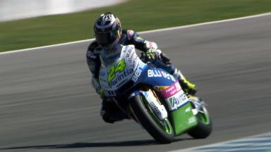 Jerez Official Moto2 Test - Day 1 Highlights