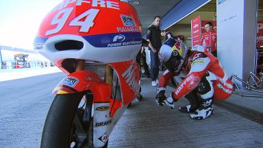 Jerez Official Moto3 Test - Day 1 Highlights