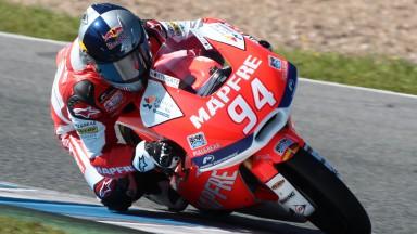 Jonas Folger, Mapfre Aspar Team Moto3 - Jerez Official Moto3 Test