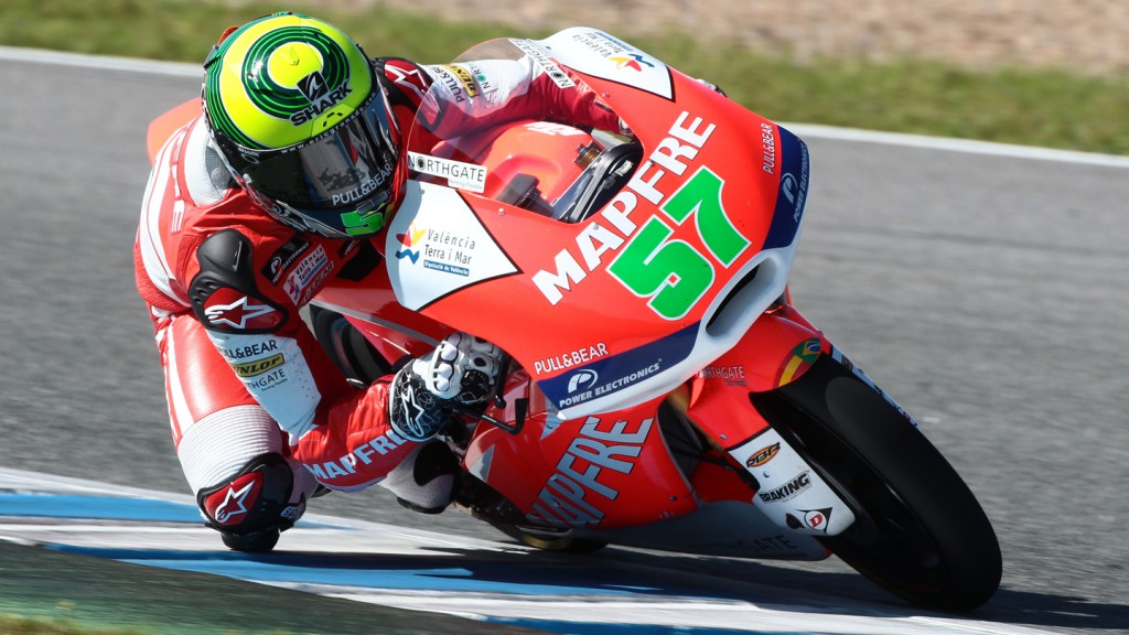 Eric Granado, Mapfre Aspar Team Moto3 - Jerez Official Moto3 Test