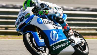 Pol Espargaro, Tuenti HP 40 - Jerez Official Moto2 Test