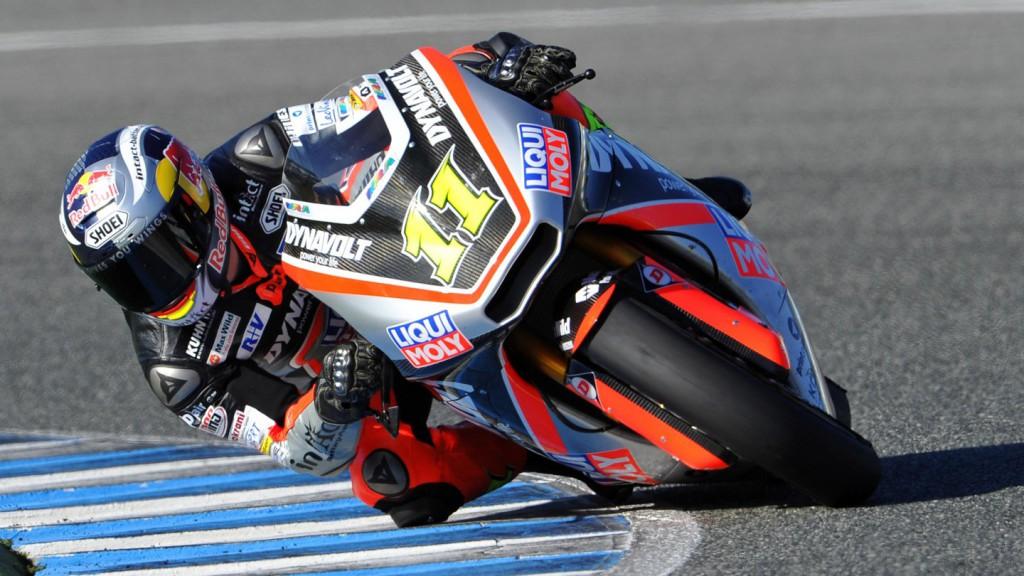 Sandro Cortese, Dynavolt Intact GP - Jerez Official Moto2™ Test