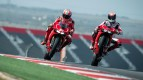 Nicky Hayden, Ben Spies - Ducati 1199 Panigale Launch, COTA