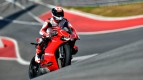 Ben Spies - Ducati 1199 Panigale Launch, COTA