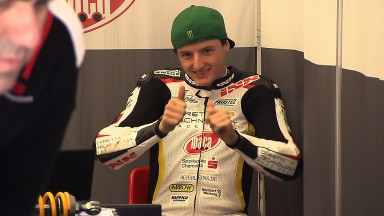 Jack Miller, Caretta Technology - RTG, Official Test Jerez