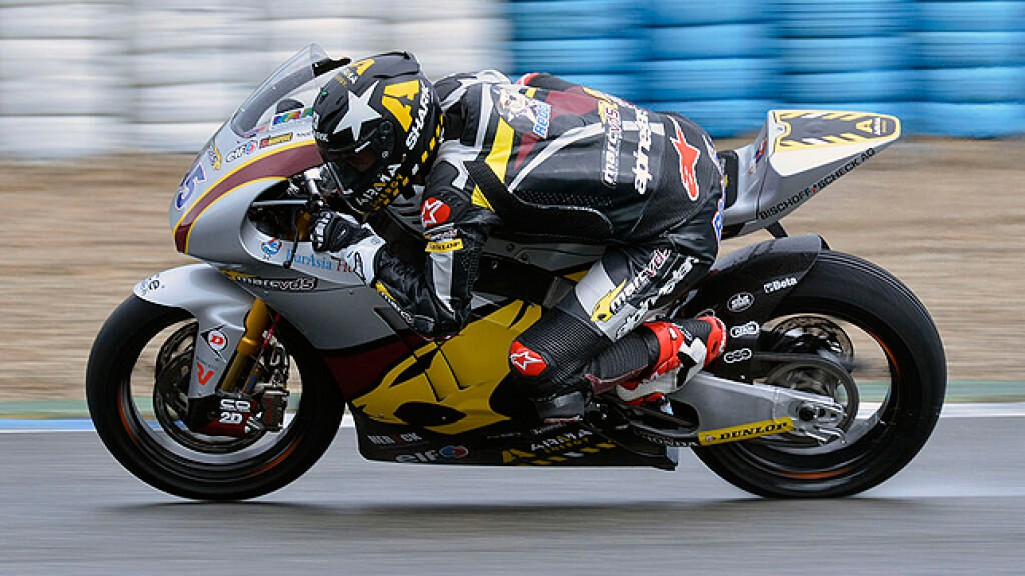 Scott Redding, Marc VDS Racing Team, Official Test Jerez