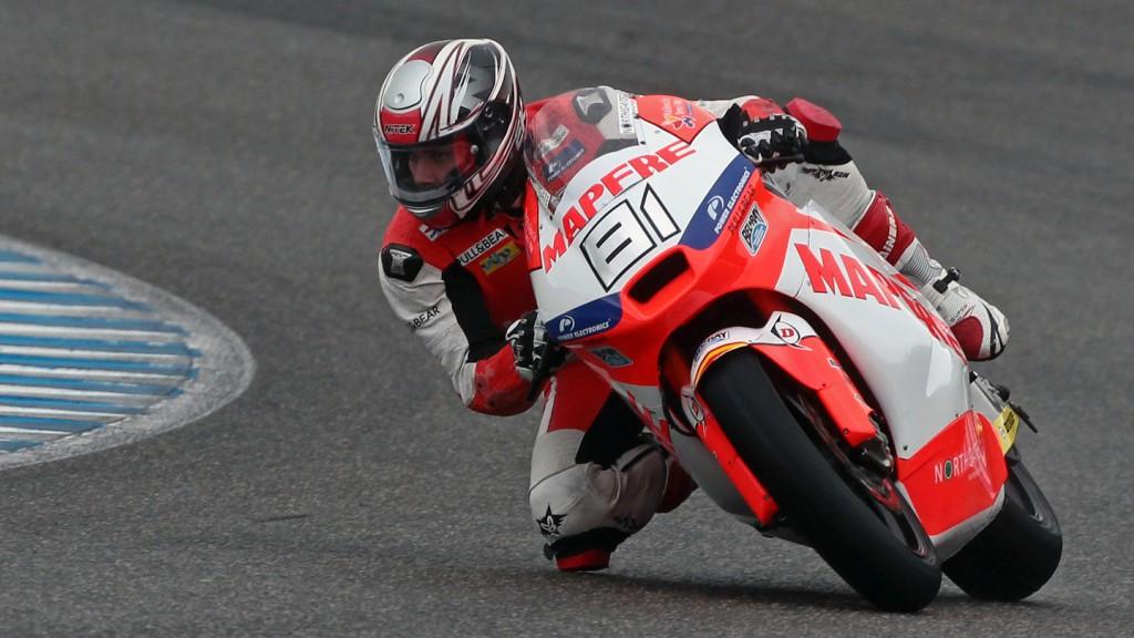 Jordi Torres, Mapfre Aspar Team Moto2 - Jerez Official Moto2 Test