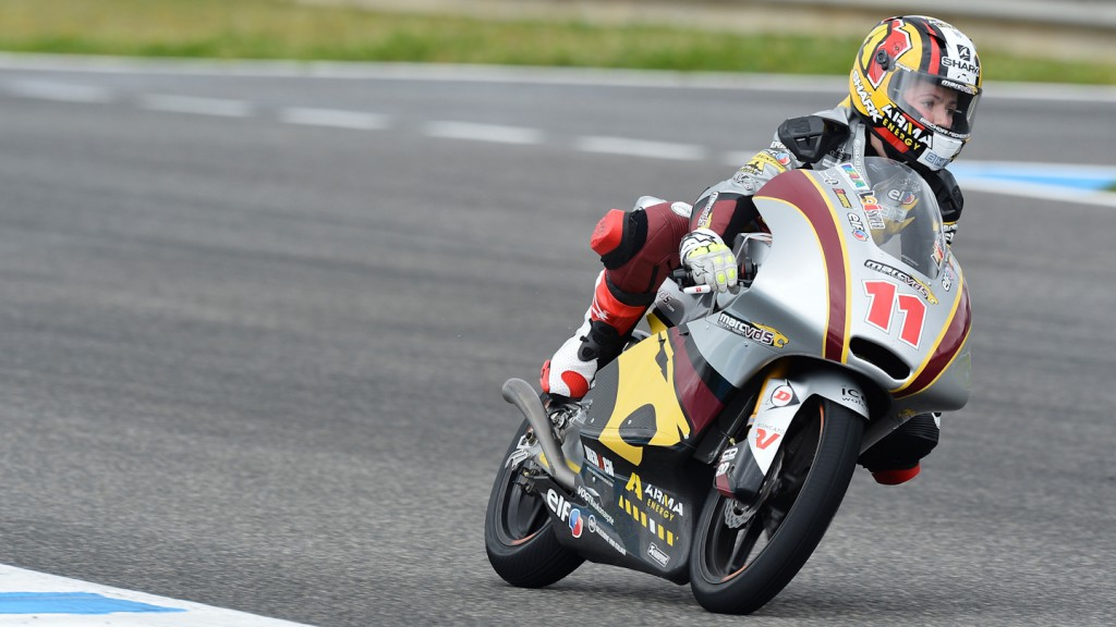 Livio Loi, Marc VDS Racing Team - Official Test Jerez