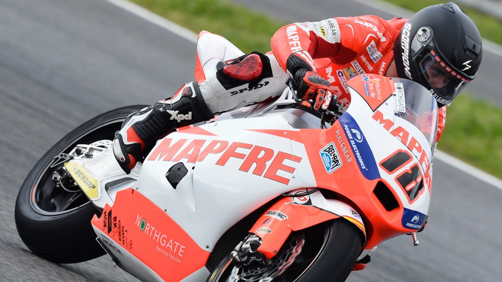 Nico Terol, Mapfre Aspar Team Moto2 - Official Test Jerez