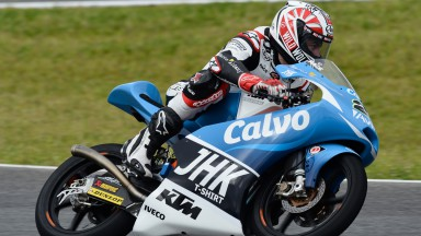 Maverick Viñales, Team Calvo - Jerez Official Moto3™ Test