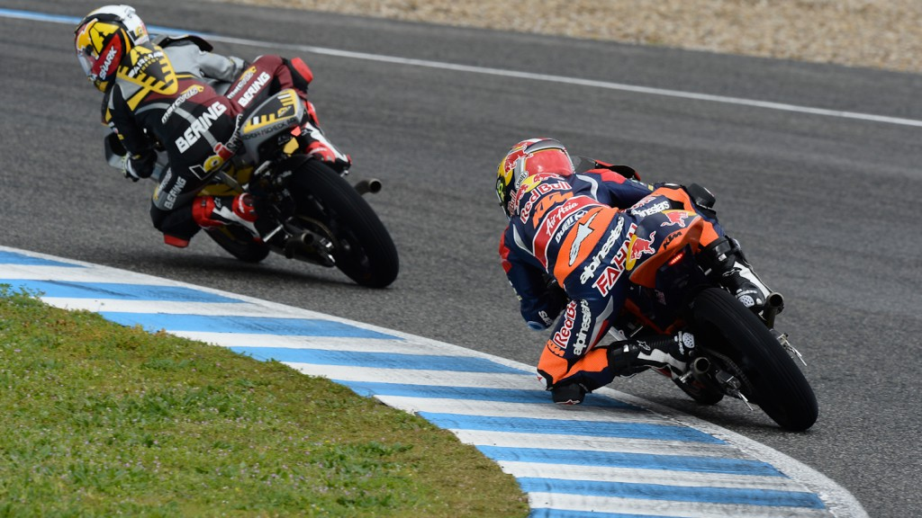 Zuldahmi Khairuddin, Red Bull KTM Ajo - Official Test Jerez